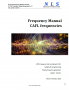 NLS frequency manual in English